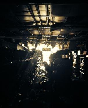 Dollar General fire aftermath (Courtesy: Woody Owensby)