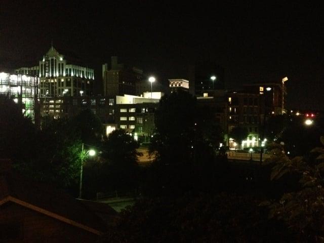 Downtown Greenville (File: FOX Carolina)