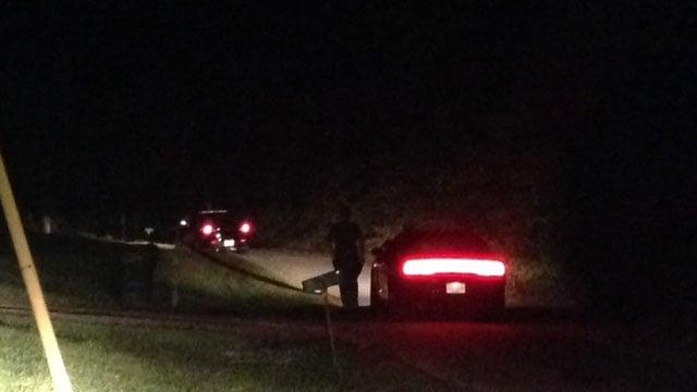 Deputies were investigating the shooting near Gaffney on Tuesday night. (Aug. 5, 2014/FOX Carolina)