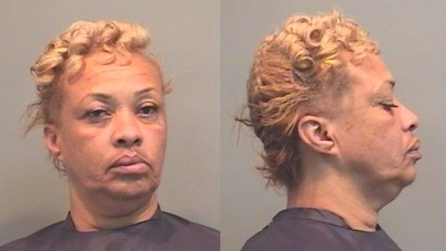 Deborah Barber (Source: Union Co. Sheriff's Office)