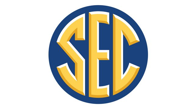 The Southeastern Conference logo. (File/Associated Press)