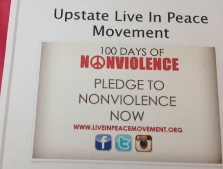 Live in Peace Movement (FOX Carolina)