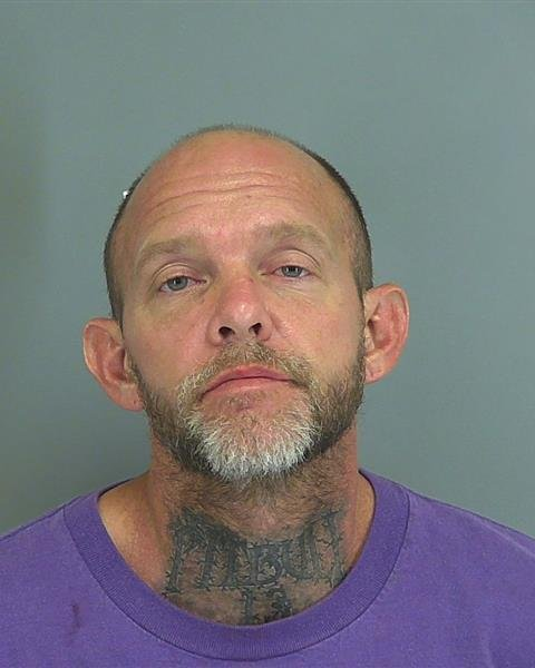 David Smith (Courtesy: Spartanburg County Sheriff's Office)