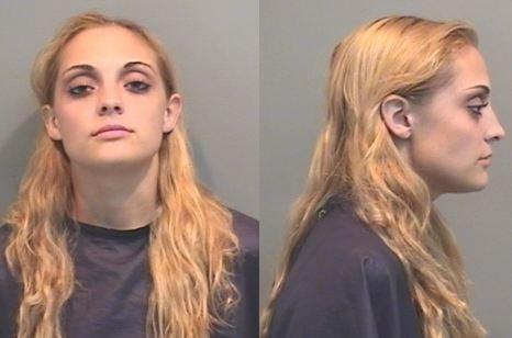 Samantha McDonald (Courtesy: Union County Detention Center)