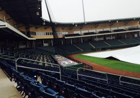 Drive stadium at Fluor Field (FOX Carolina)