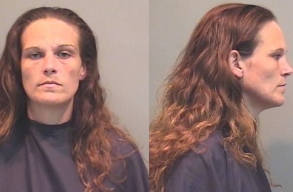 Stacey Padgett (Courtesy: Union County Sheriff's Office)