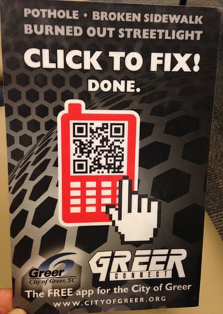 The free app is available for iPhone and Android. (Aug, 12, 2013/FOX Carolina)