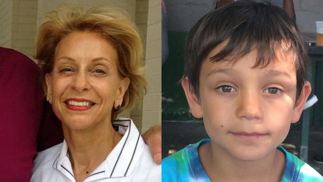Barbara Gots and her 6-year-old grandson Emery Gots (Source: McDowell County Sheriff's Office)