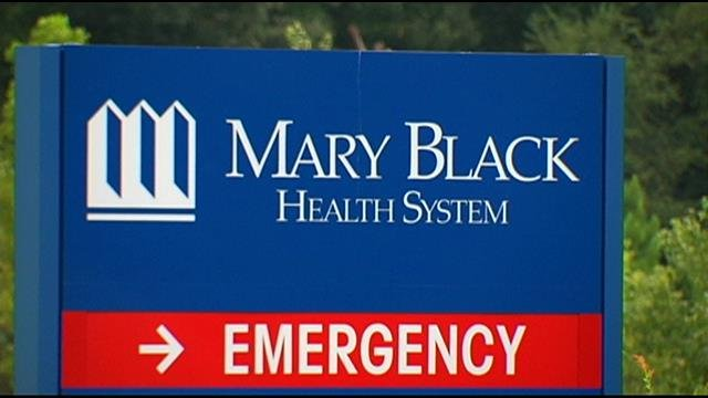Mary Black Health System said it was affected by the Community Health Systems breach. (File/FOX Carolina)