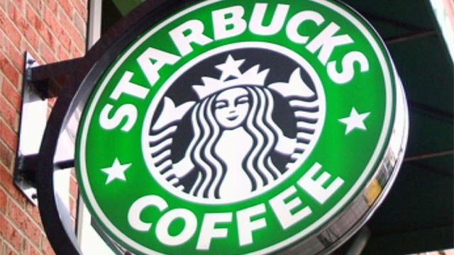 An Upstate Starbucks logo. (File/FOX Carolina)