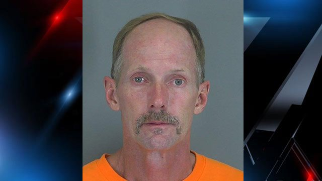 Harold Justice (Source: Spartanburg Co. Sheriff's Office)