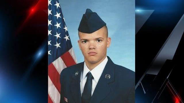 Senior Airman Malcolm Romain. (Source: Gist Mortuary)