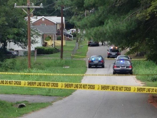 Deputies investigate shooting on Belton Street (FOX Carolina)