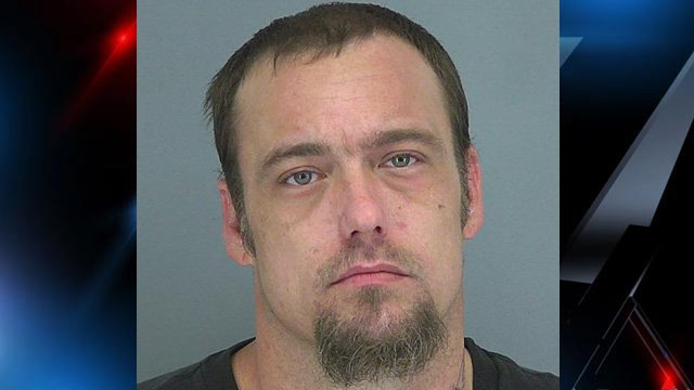 Charles Alexander (Source: Spartanburg Co. Detention Center)