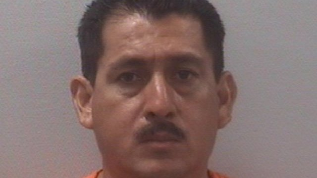 Juan Hernandez-Torres (Source: Lexington Co. Detention Center)