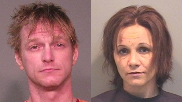 Wolfgang Liewald (L) and Tonya Davis. (Source: York & Union Co. Detention Centers)