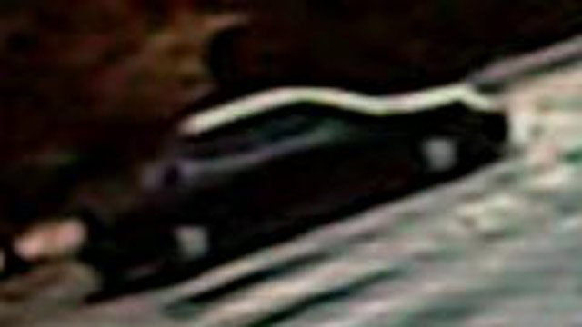Law enforcement said the suspects may have been traveling in this car. (Source: ATF/Greer Police)
