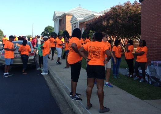 Community prayer walk held for teen battling rare cancer in Gray Court (FOX Carolina)