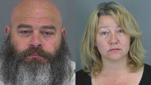 Timothy and Carolyn Treadwell (Courtesy:Spartanburg County Sheriff's Office)