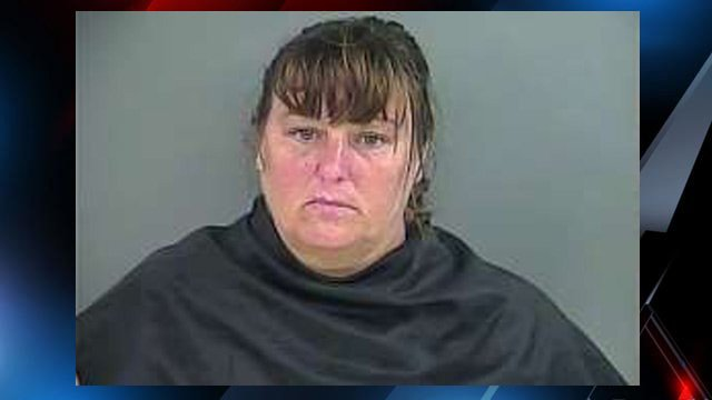 Dawn Thompson (Source: Anderson Co. Detention Center)