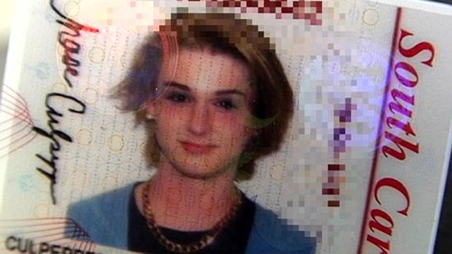 Chase Culpepper's driver's license photo. (File: FOX Carolina)
