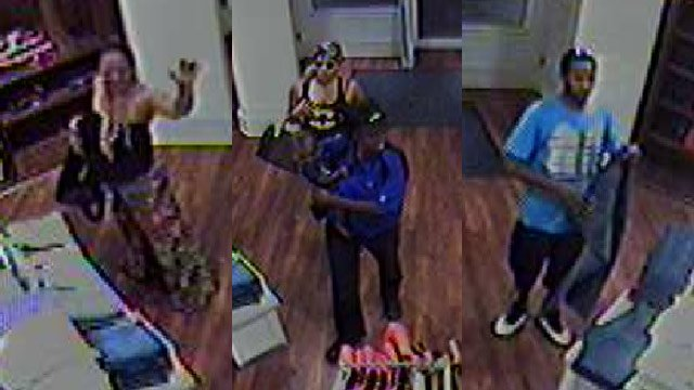 Gaffney police are trying to identify these people. (Source: Gaffney PD/Facebook)