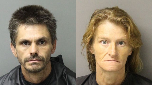 Steven Broach and Lisa Reynolds (Source: Oconee Co. Sheriff's Office)