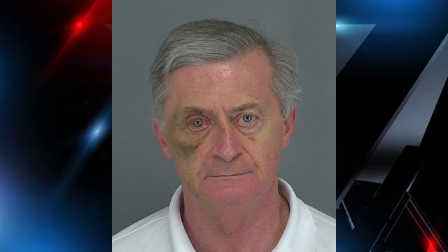 Mark Chastain (Source: Spartanburg Co. Detention Center)