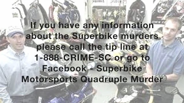 'Unsolved Mysteries' highlights Superbike murders on YouTube. (Source: YouTube)