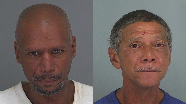 L-R: Anthony and Ted Kelly. (Source: Spartanburg Co. Detention Center)