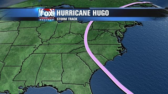 Hurricane Hugos 25 Year Anniversary  FOX Carolina 21