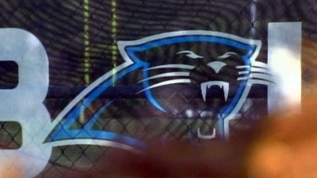 The Panthers hold training camp at Wofford College. (File/FOX Carolina)