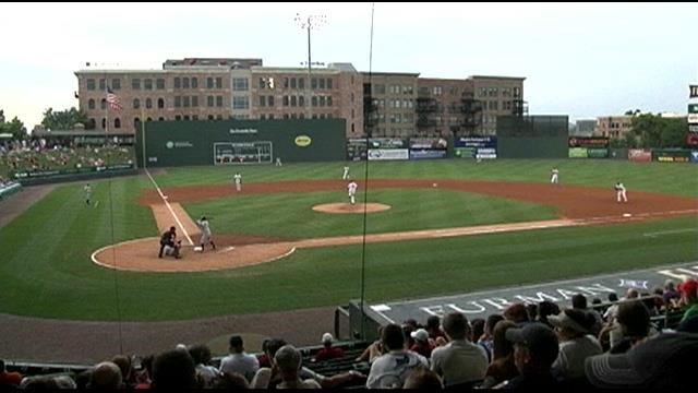 Greenville Drive at Fluor Field (Source:FOX Carolina).
