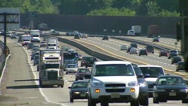 Traffic flows along an Upstate interstate. (File/FOX Carolina)