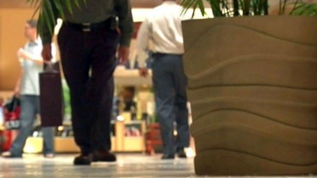 Customers shop at an Upstate mall. (File/FOX Carolina)