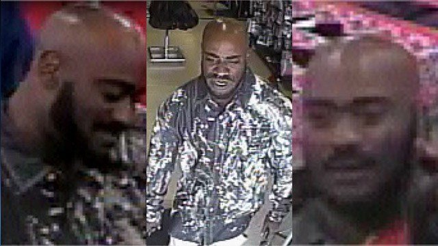 Police Say This Man Threatened To Shoot And Stole A Pair Of Shoes From Rugged Wearhouse