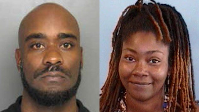 Roberto McIntyre (L) And Tiera Jackson (Source: Greenville City PD)