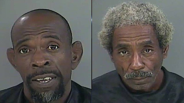 McKinney Gillard (L) and Jason Thompson (Source: Anderson Co. Sheriff's Office)