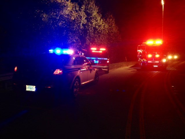 Troopers and Batesville Fire Dept. responded to a collision (Oct. 23, 2014)