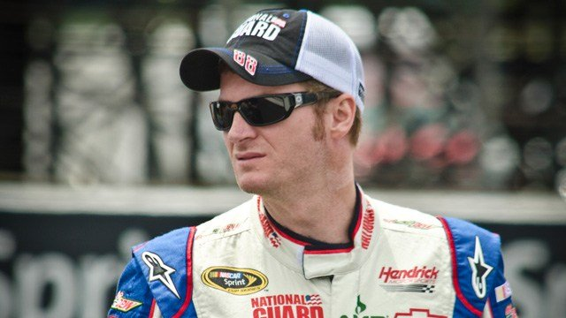 Dale Earnhardt Jr. (Source: wikipediauser/chuck624)