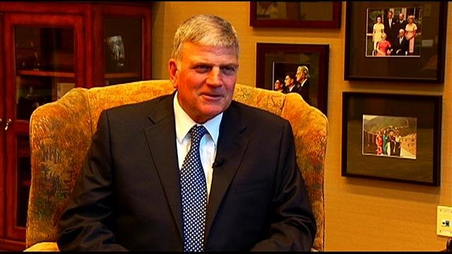 Rev. Franklin Graham (file/FOX Carolina)