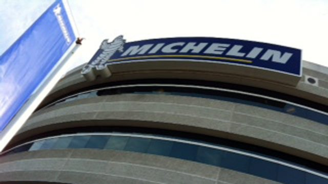 Michelin North America Headquarters in Greenville(File: FOX Carolina)