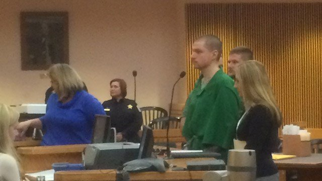 Jared Williams pleaded guilty in court on Thursday. (Nov. 13, 2014/FOX Carolina)