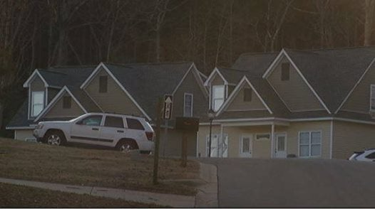 Family faces eviction from The Groves Apartments in Central (Dec. 11, 2014/FOX Carolina)