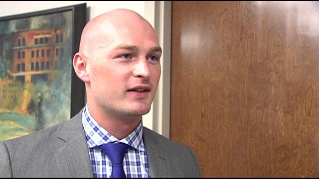 Connor Shaw (File/FOX Carolina)