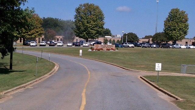 Boiling Springs High School (File: FOX Carolina)