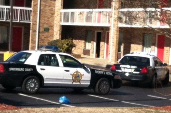 Spartanburg Deputies Charge Suspect Shooting