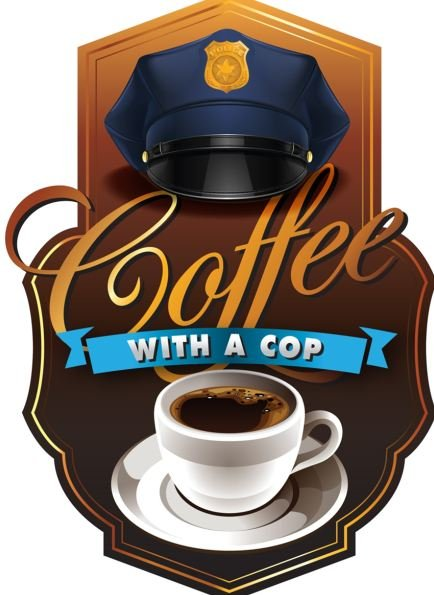 Coffee with a Cop logo (Photo provided)