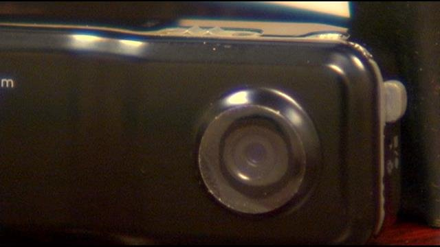 Body camera attached to Williamston police officer (FOX Carolina)