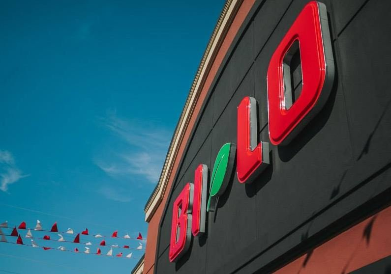 A BI-LO store sign (Courtesy: BI-LO/ Facebook)